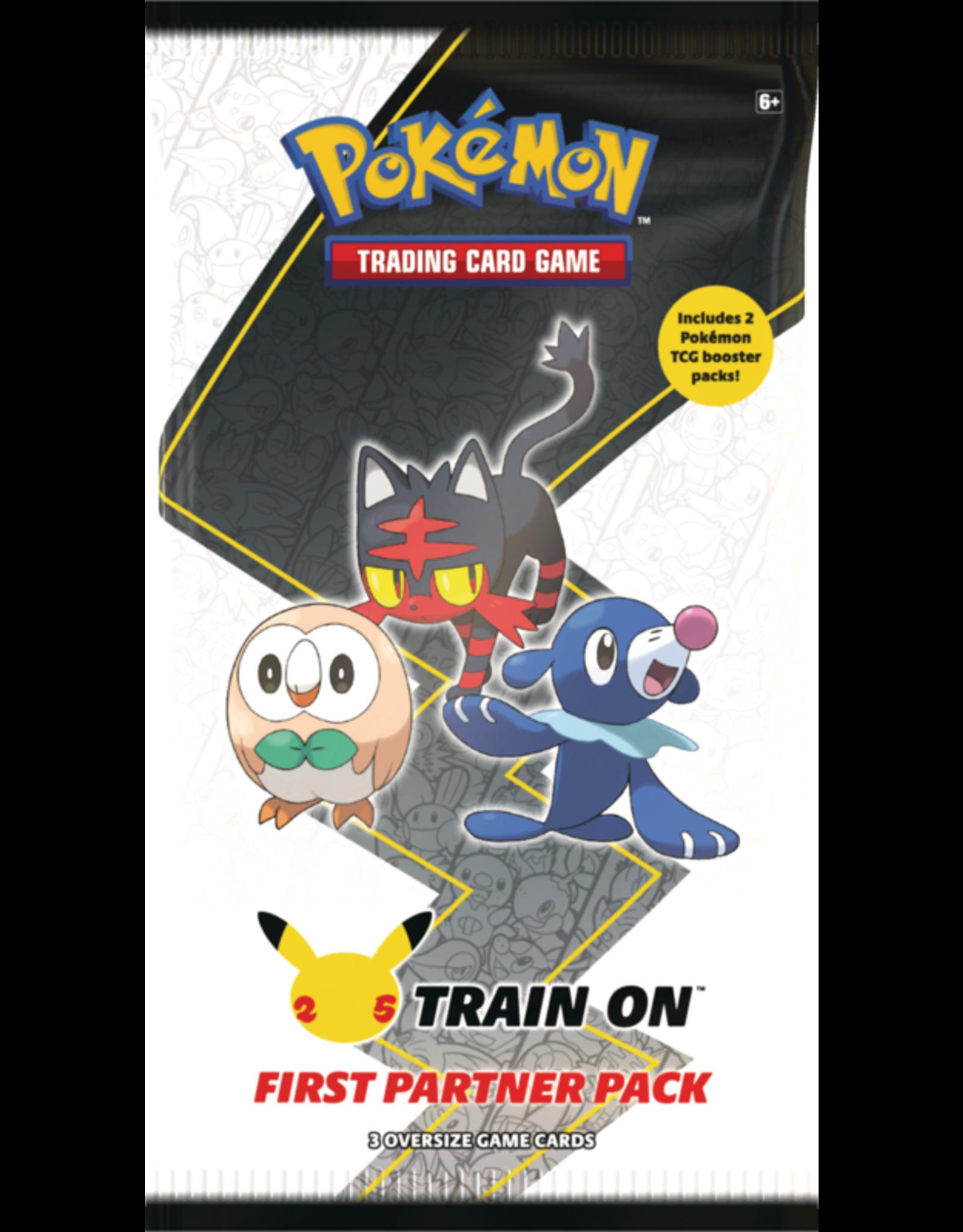Pokemon Pokemon First Partner Pack: Kalos