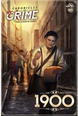 Lucky Duck Games Chronicles of Crime: The Millenium Series: 1900