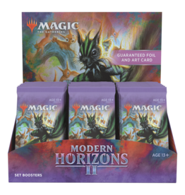 Wizards of the Coast Modern Horizons 2 Set Booster Box