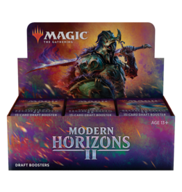 Wizards of the Coast Modern Horizons 2 Draft Booster Box