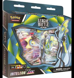 Pokemon Pokemon League Battle Deck Inteleon Vmax
