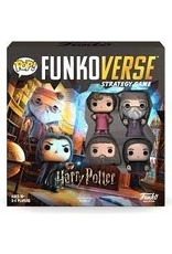 Funko Pop Harry Potter Funkoverse 4 pack Game