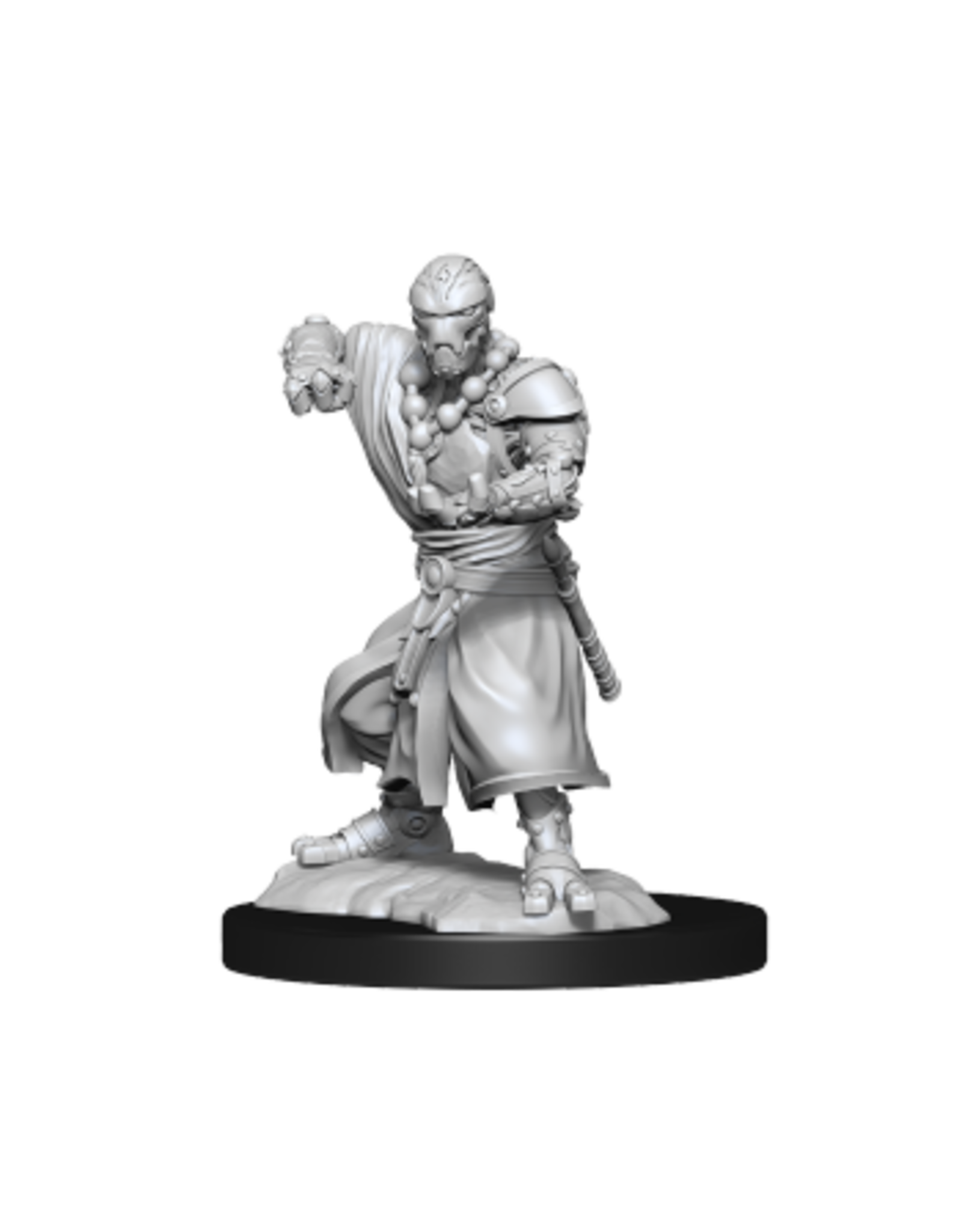 WizKids Male Warforged Monk - Wave 14
