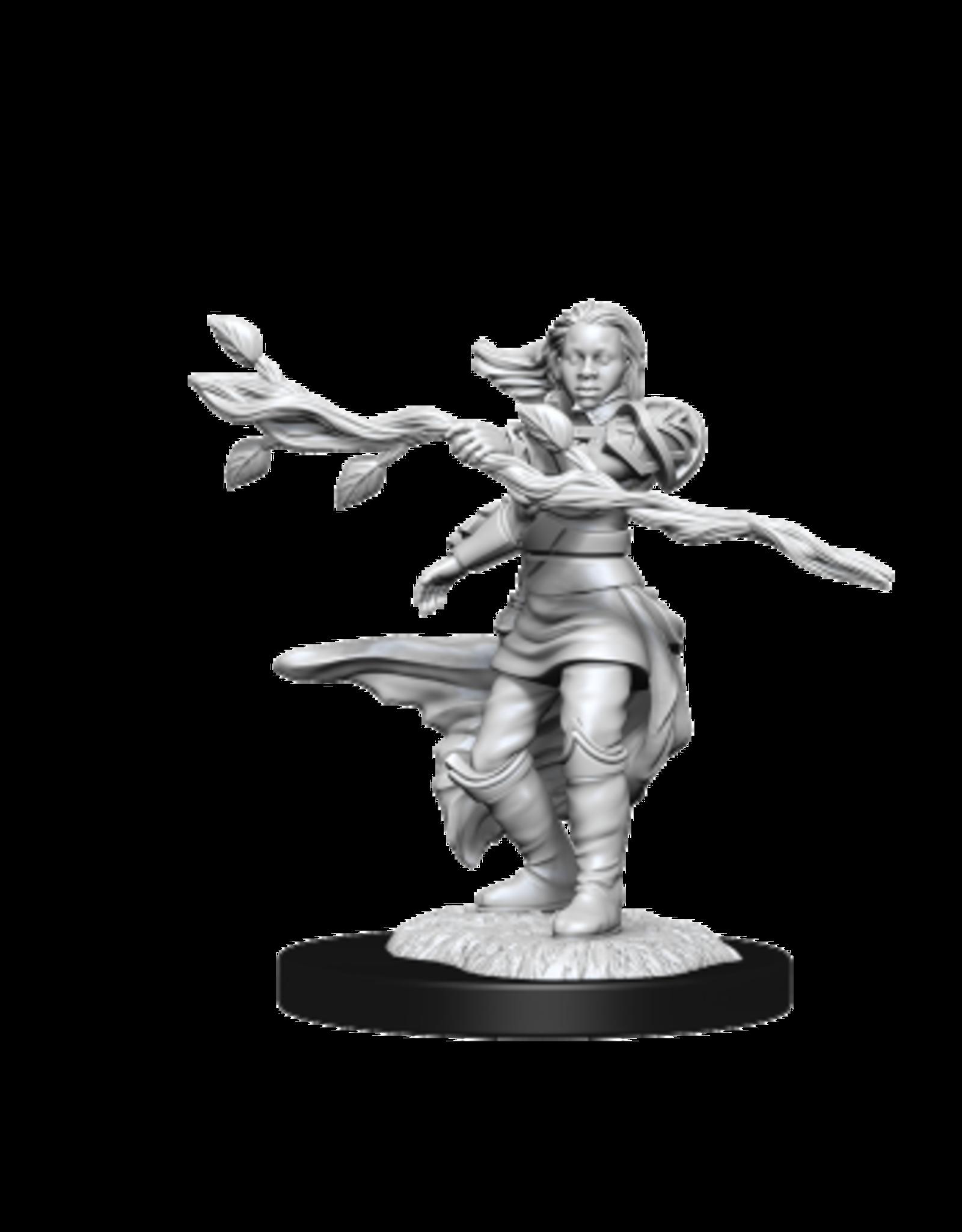 WizKids Female Human Druid - Wave 14