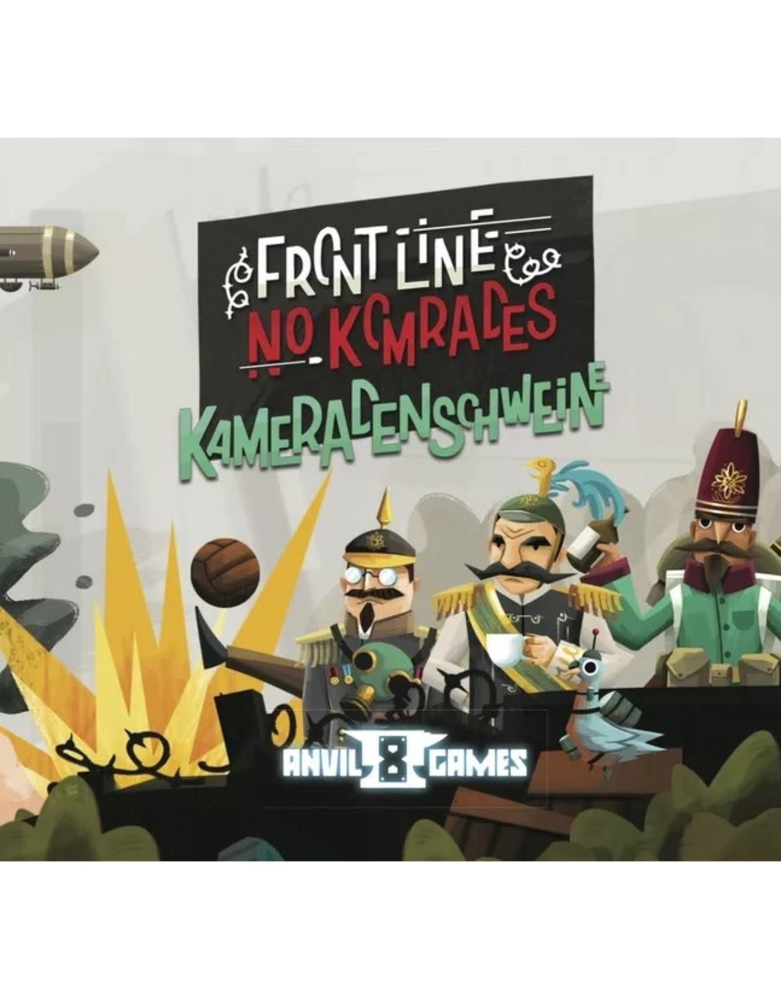 Anvil 8 Games Front Line No Komrades Expansion Kameradenschweine