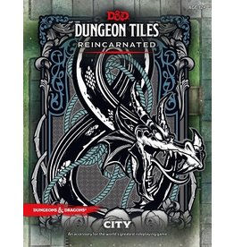Wizards of the Coast DND RPG Dungeon Tiles Reincarnated