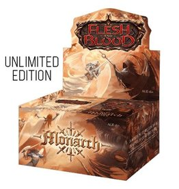 Legend Story Studios Flesh and Blood - Monarch Unlimited Booster Pack