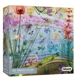 Gibsons Gibsons Puzzle - See Through Nature 1000 Pieces