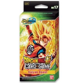 Bandai Dragonball Super Set #17 Saiyan Boost