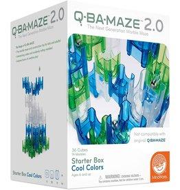 Mindware Q-BA-MAZE - Cool Colors