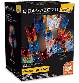 Mindware Q-BA-MAZE - Starter Lights Set