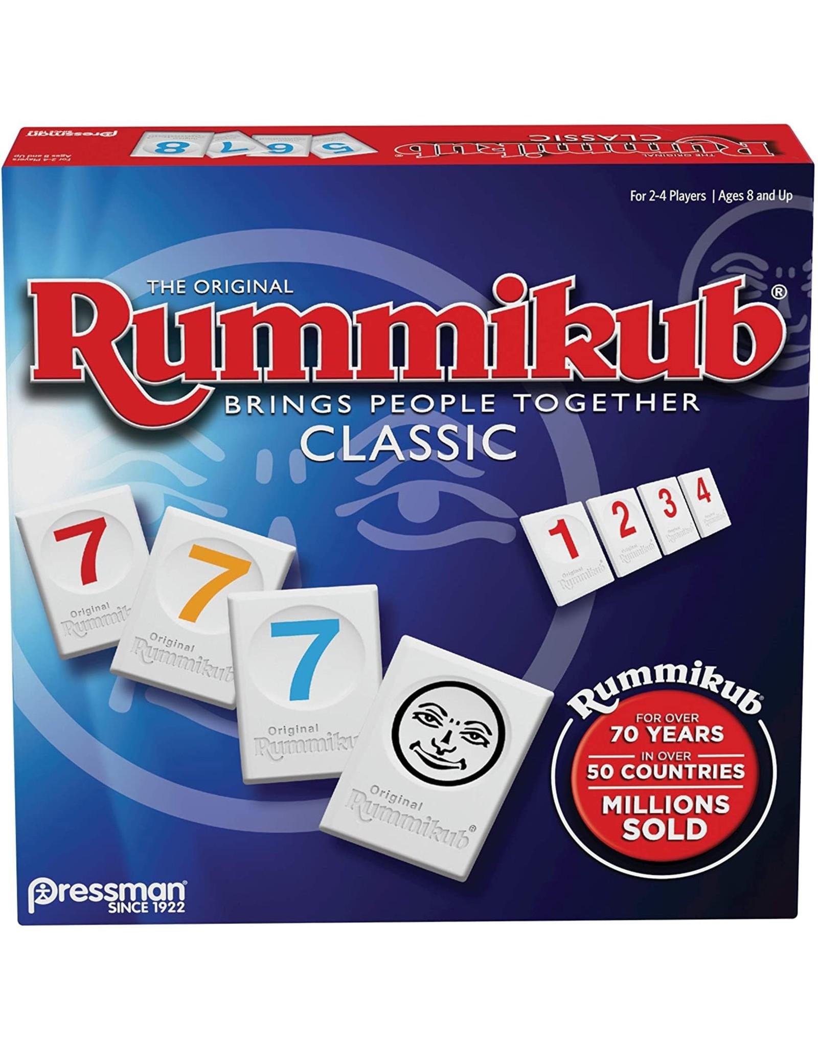 Press Man Rummikub