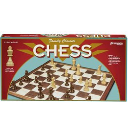 Press Man Family Classics Chess