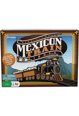 Press Man Mexican Train Dominoes