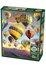 Cobble Hill Hot Air Balloons 1000 PC
