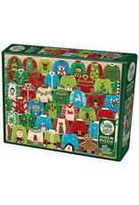 Cobble Hill Ugly Xmas Sweaters 1000 PC