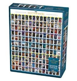Cobble Hill Doctor Who: Episode Guide 1000 PC