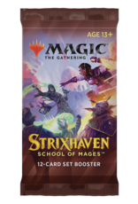 Wizards of the Coast Strixhaven Set Booster Pack