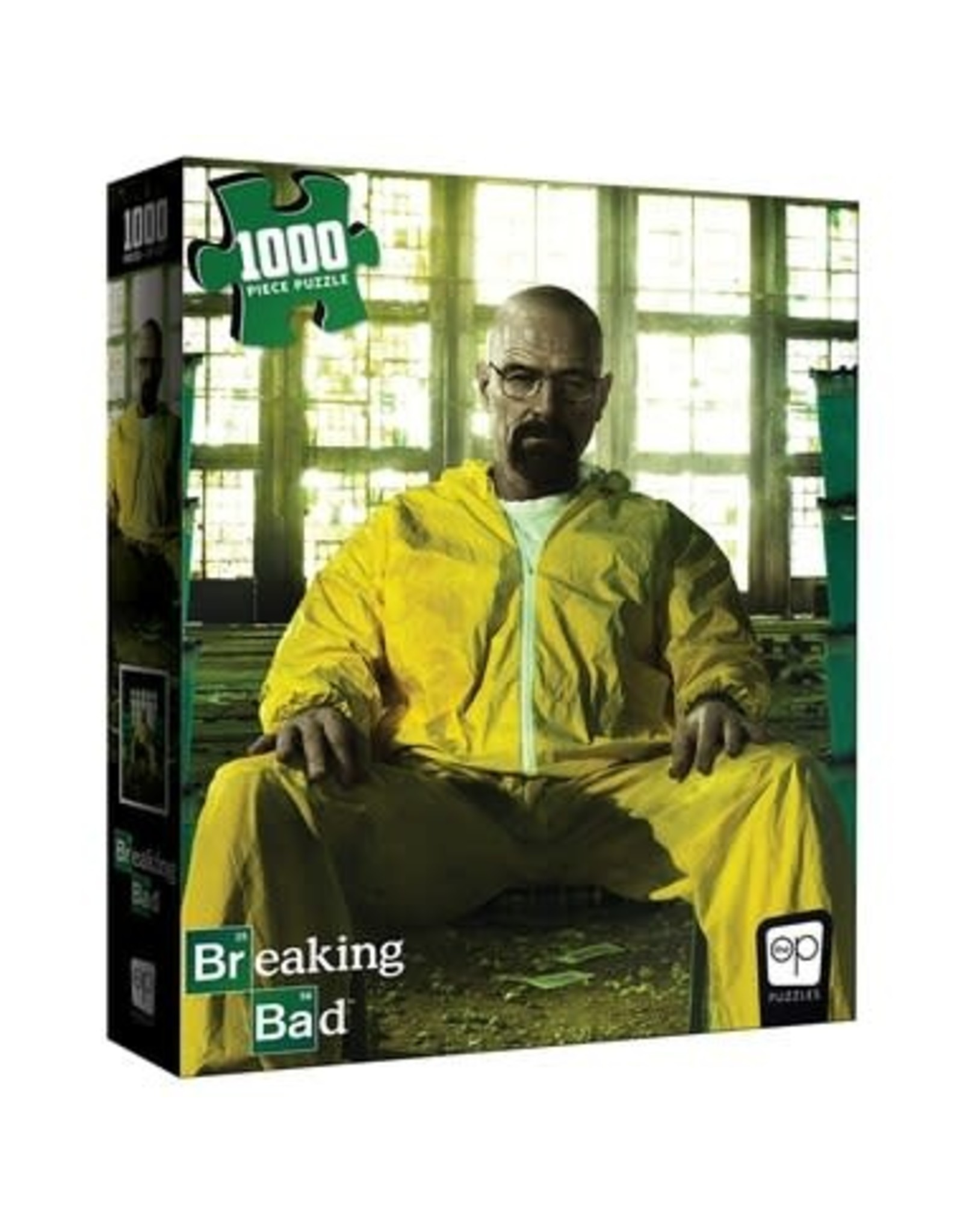 USAopoly Breaking Bad Puzzle 1000 Pc