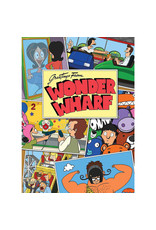 """USAopoly Bob's Burgers """"Greetings from Wonder Wharf"""" Puzzle 1000 Pc"""