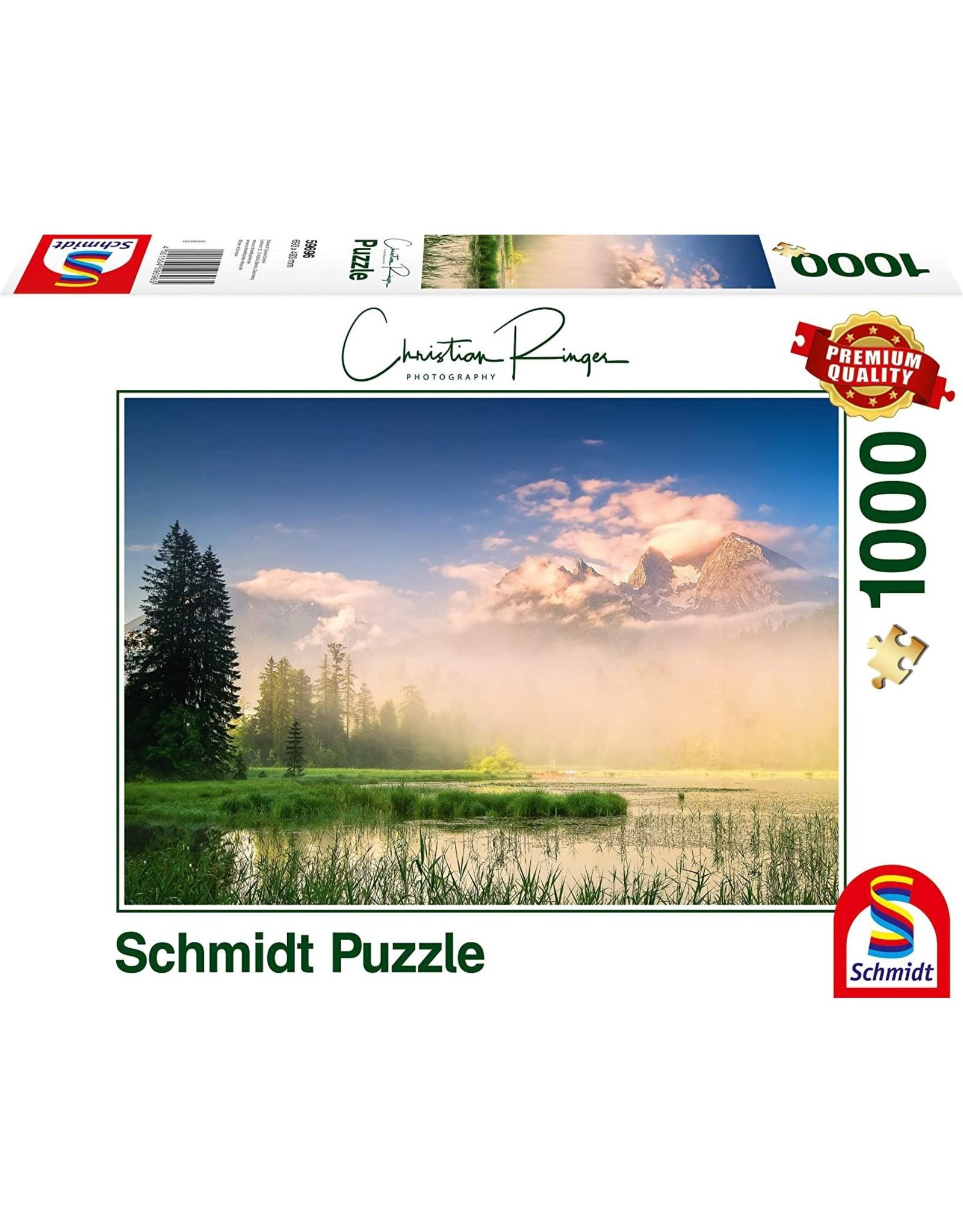Schmidt Lake Taubensee Puzzle 1000 Pc