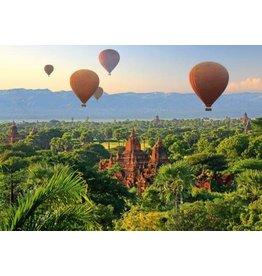 Schmidt Hot Air Balloons: Mandalay, Maynmar 1000 Pc
