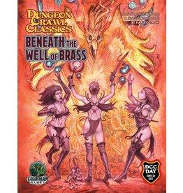 Goodman Games Dungeon Crawl Classics: Beneath the Well of Brass