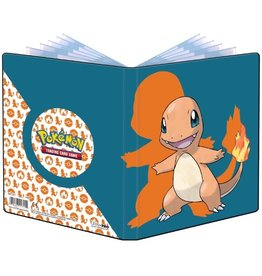 Pokemon Charmander 4Pkt Binder