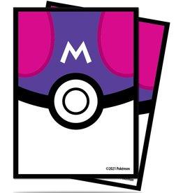 Pokemon Pokemon Master Ball Sleeves (65ct)