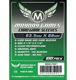 Mayday Mayday Sleeves Standard (63.5mm X 88mm)