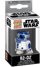 Funko Pop POP! Star Wars R2D2 Classic Keychain