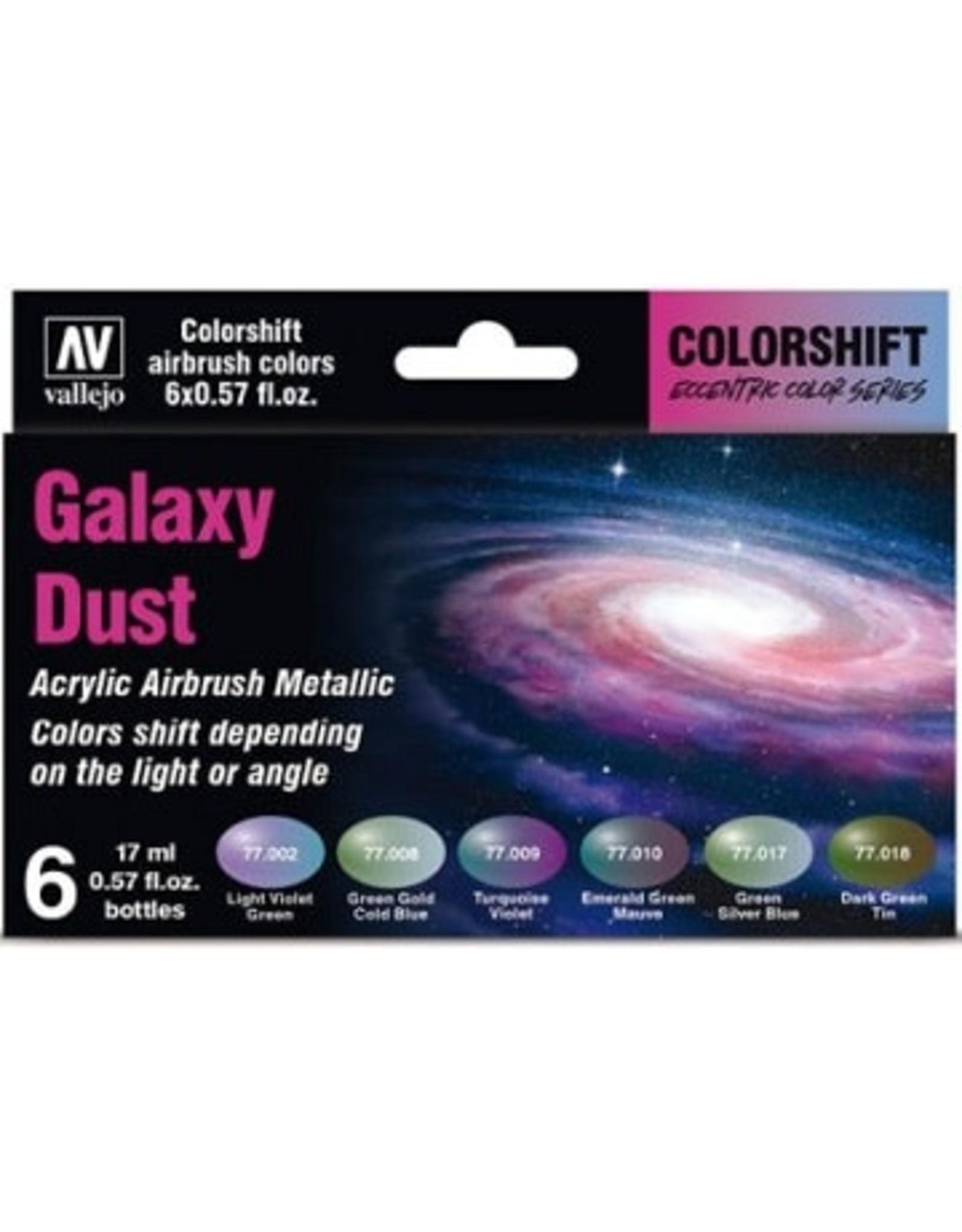 Vallejo Vallejo: The Shifters Galaxy Dust Set