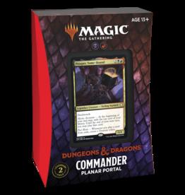 Wizards of the Coast Adventures in the Forgotten Realms Commander - Planar Portal