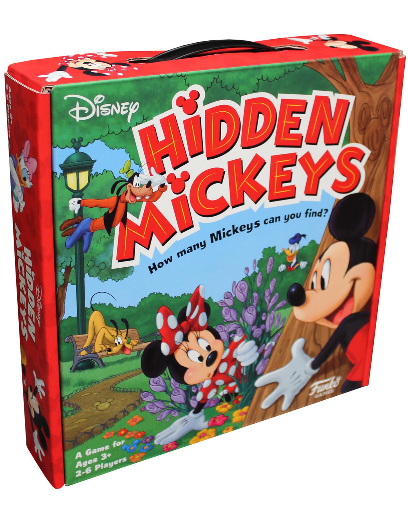 Funko Games Hidden Mickeys