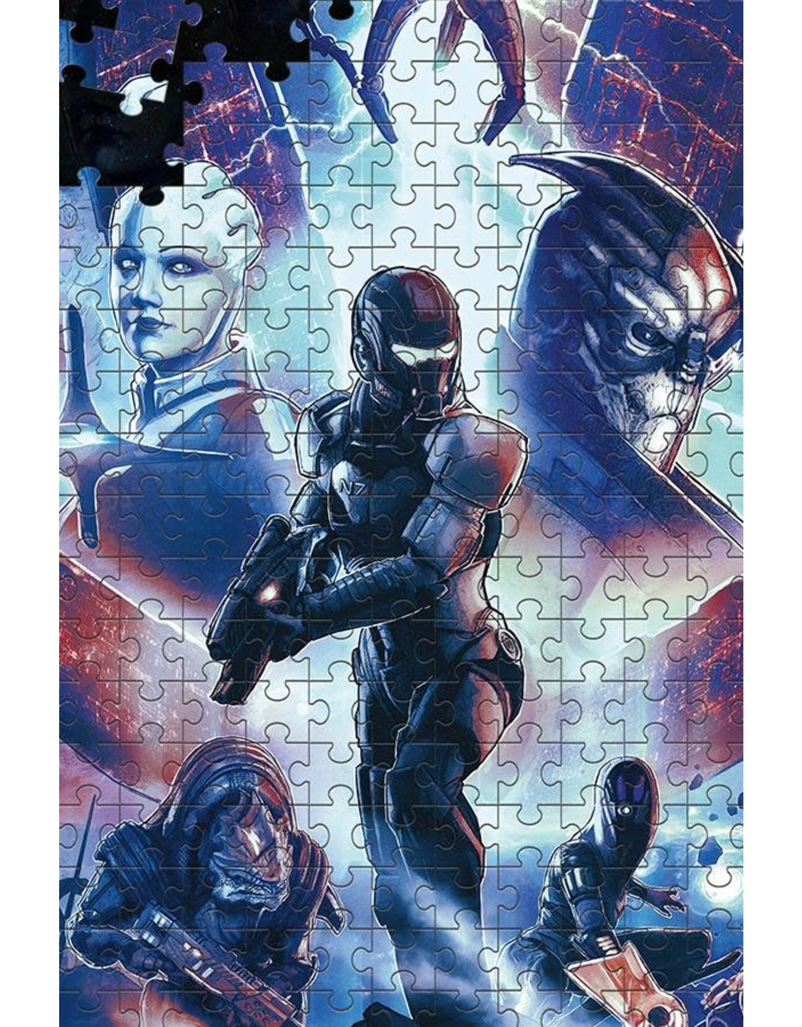 Bioware Mass Effects Heroes Puzzle 1000PC