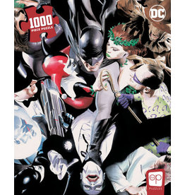 """USAopoly Batman """"Tango With Evil"""" 1000 Pc Puzzle"""