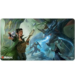Ultra Pro Adventures in the Forgotten Realms Play Mat V1