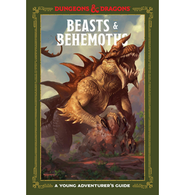 Wizards of the Coast A Young Adventurer's Guide: Beasts & Behemoths