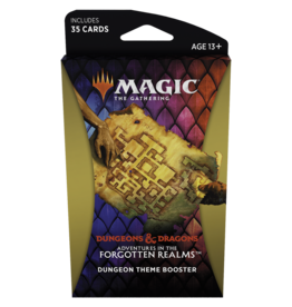 Wizards of the Coast Adventure in the Forgotten Realms Theme Booster - Dungeon