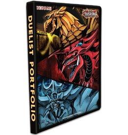 Konami Slifer Obelisk & Ra 9-Pk Portfolio