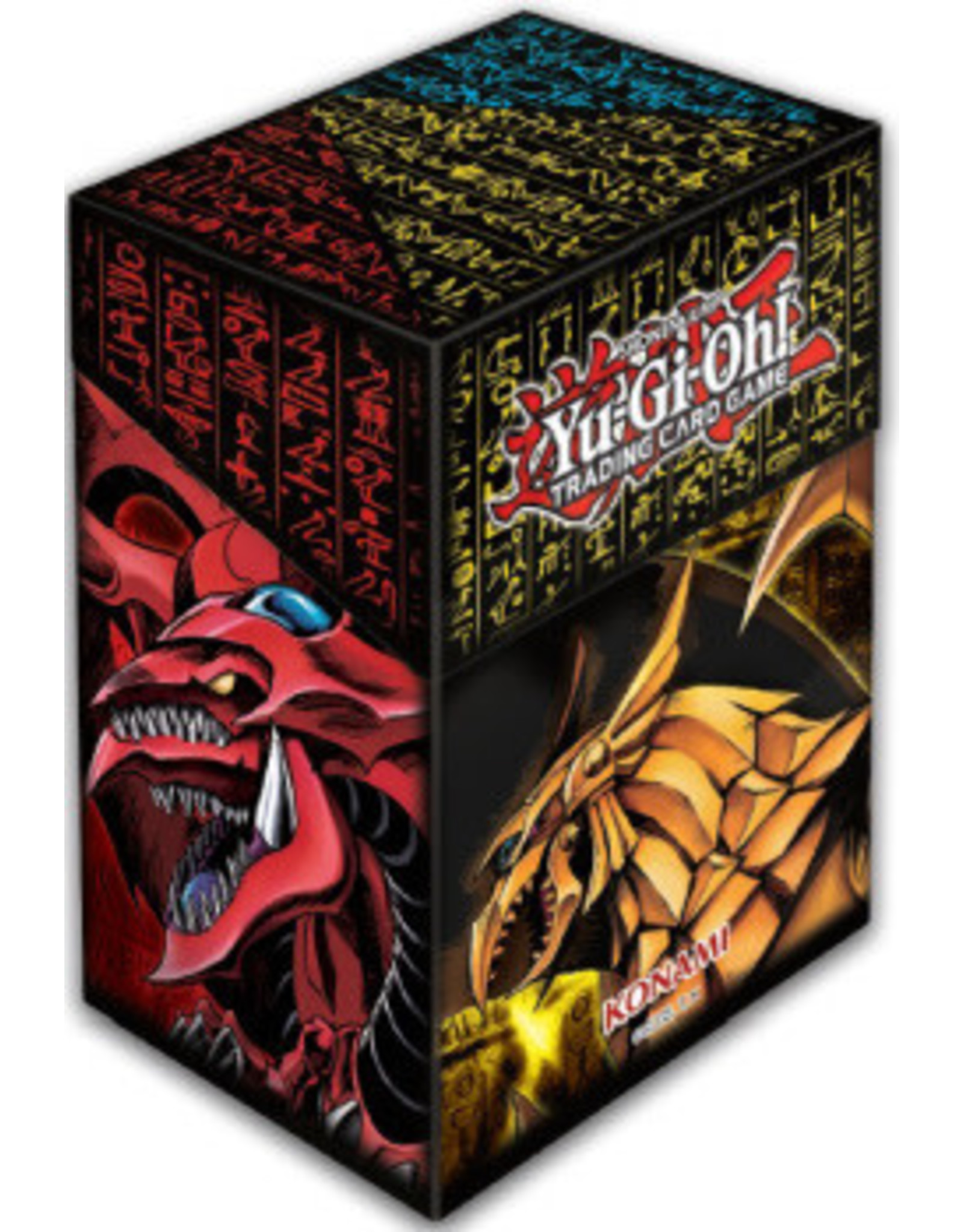 Konami Slifer Obelisk & Ra Card Case
