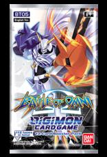 Bandai Battle of Omni Booster Pack