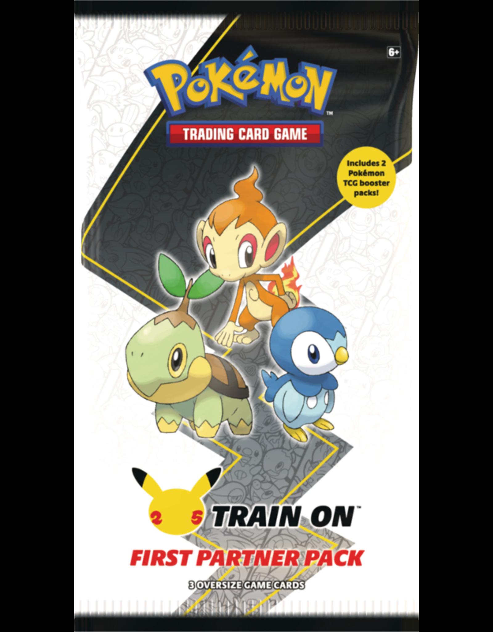 Pokemon Pokemon First Partner Pack (Sinnoh)