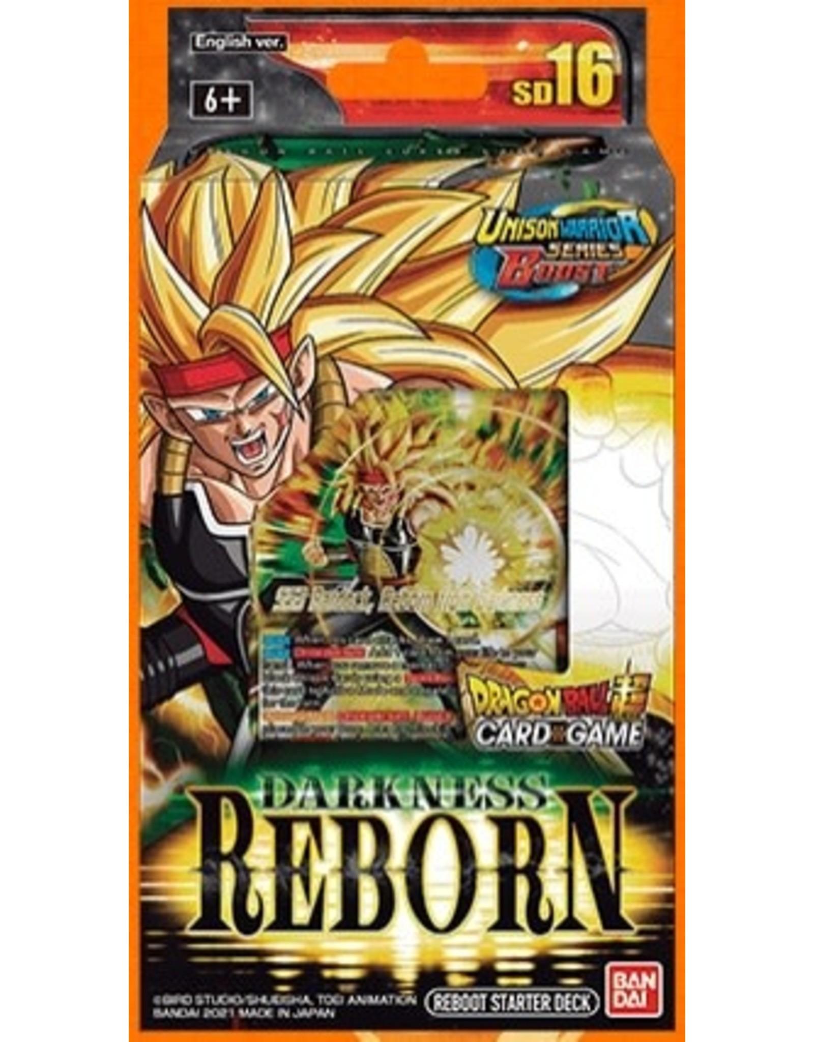 Bandai DBS Unison Warrior 14 - Darkness Reborn Starter Deck