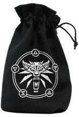 CD PROJEKT RED Witcher Dice Pouch - Geralt School of Wolf
