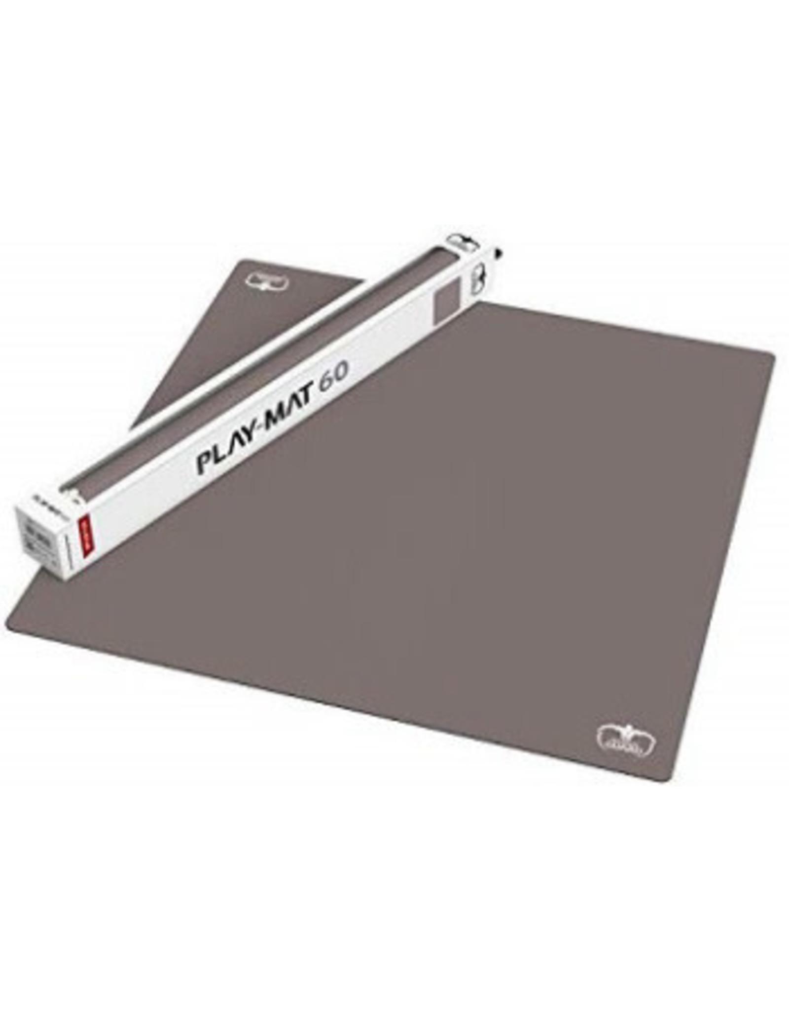 Ultimate Guard Playmat Monochrome Dark Sand 61Cm X 61 Cm