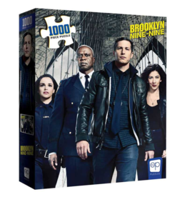 USAopoly Brooklyn99 Puzzle 1000 Pc