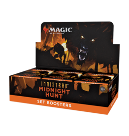 Wizards of the Coast Innistrad Midnight Hunt Set Booster Box
