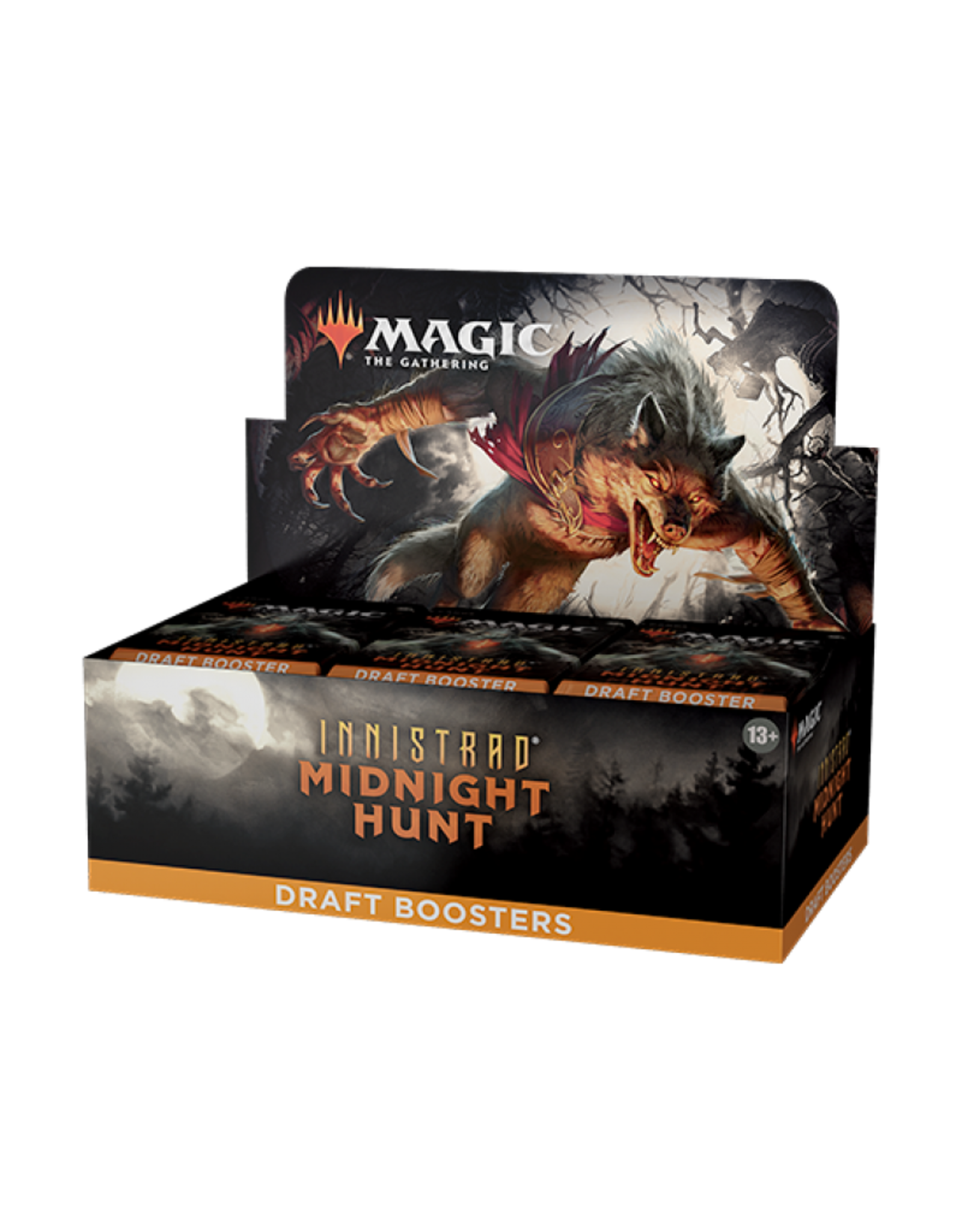 Wizards of the Coast Innistrad Midnight Hunt Draft Booster Pack