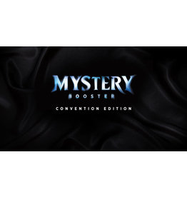 Wizards of the Coast Mystery Booster Convention Edition Booster Box